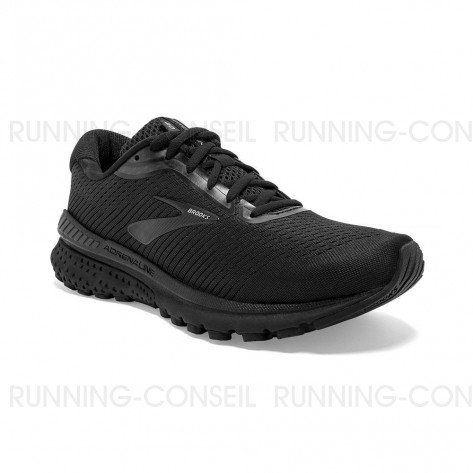 BROOKS Adrenaline GTS 20 Femme - Black / Grey