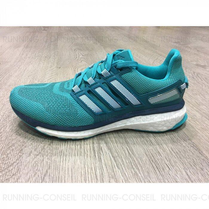 Chaussure de running Adidas Energy Boost 3 Femme Shogrn/Ftwwht/Minera